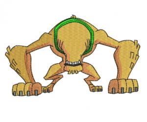 ALIEN Embroidery Designs