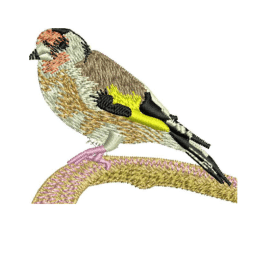 yellow Bird Embroidery Designs