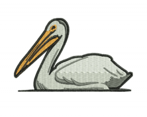 DUCK Embroidery Designs