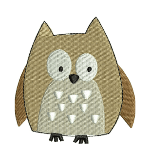 Owl Embroidery Designs