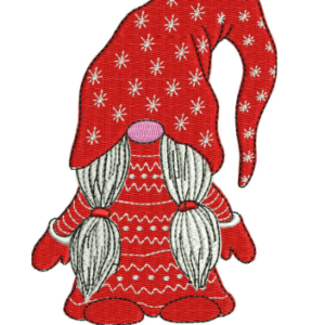 Santa Christmas Embroidery Designs