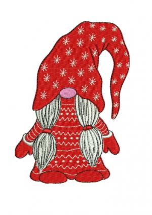Santa Christmas Embroidery Designs