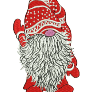 Santa 2 embroidery designs