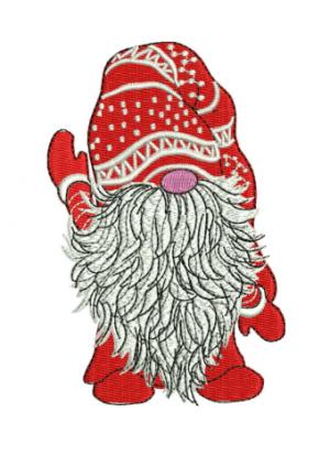 Santa 2 embroidery designs