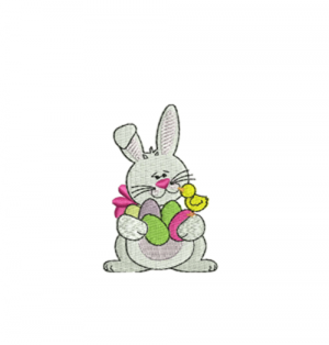 Easter picture Embroider Design